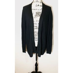 J Crew Open Cardigan Long